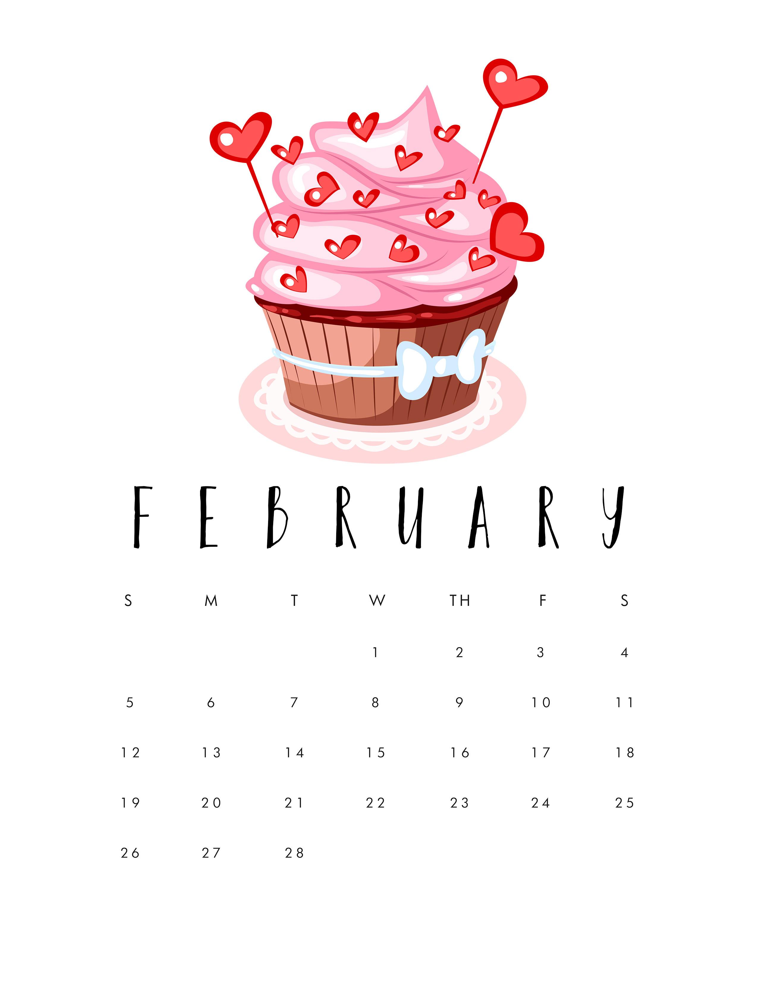 february cupcakes wallpaper - photo #8