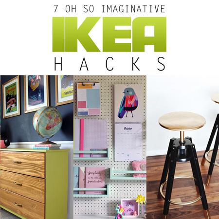 7 Oh So Imaginative Ikea Hacks Diy Projects The