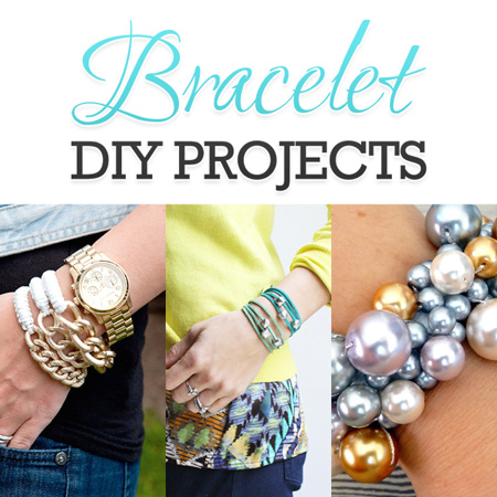Bracelet DIY Projects