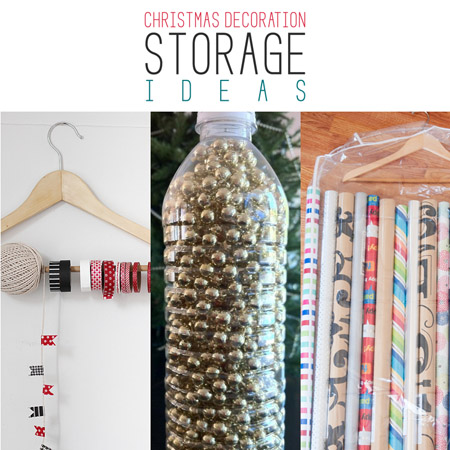 Christmas Decoration Storage Ideas The Cottage Market