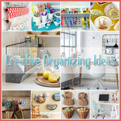 creative organizing ideas the cottage market rh thecottagemarket com