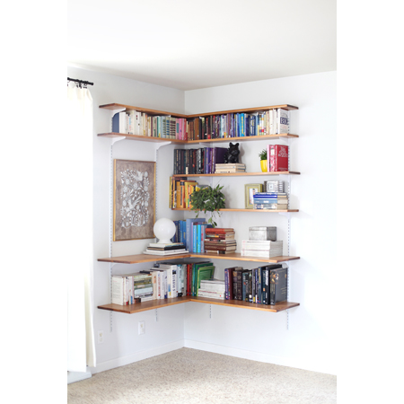 creative shelving projects the cottage market