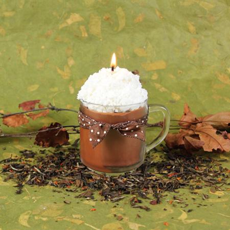 Darling DIY Candles