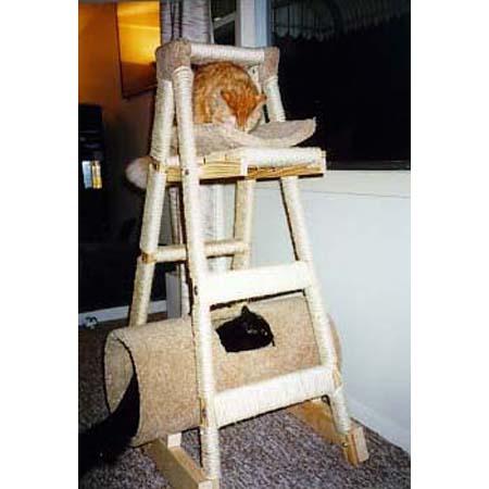 DIY Cat Project 11