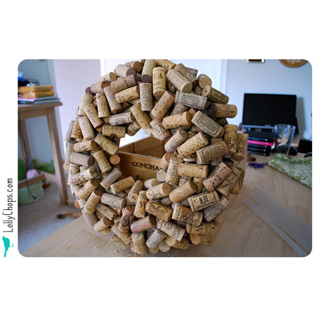 Diy wine cork projects the cottage market - Wine cork diy decorating projects ...