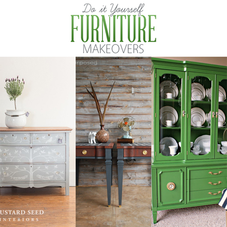 Do it Yourself Furniture Makeovers