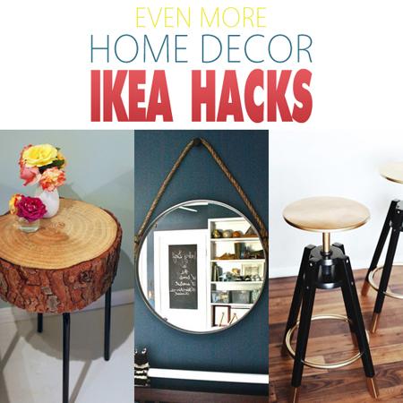 Even more home decor ikea hacks the cottage market for Home decor hacks
