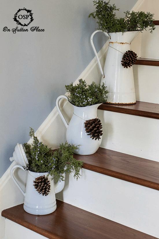 Farmhouse Christmas Decoration Ideas and DIYs The Cottage Market