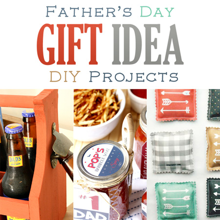 Father's Day Gift Idea DIY Projects