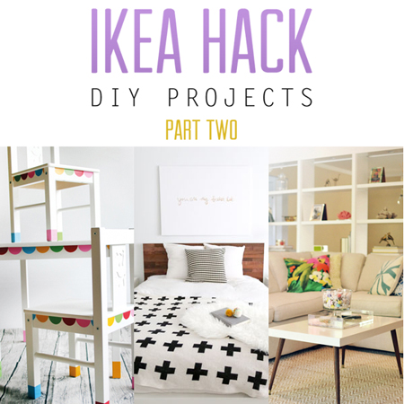 Ikea Hack DIY Projects Part Two