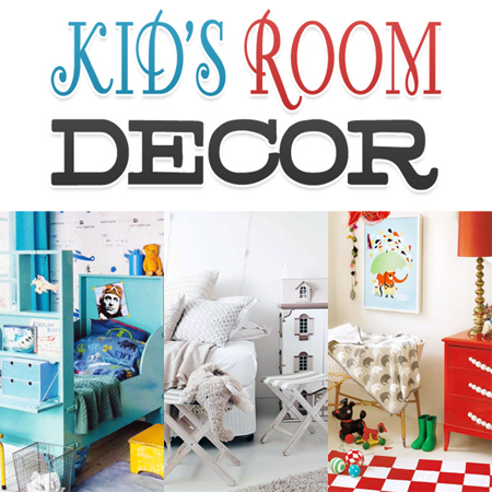 Kid's Room Decor