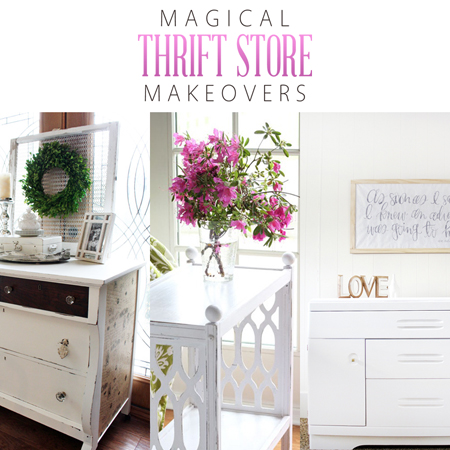 Magical Thrift Store Makeovers