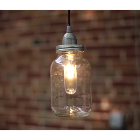 Mason Jar Lighting DIY Projects The Cottage Market