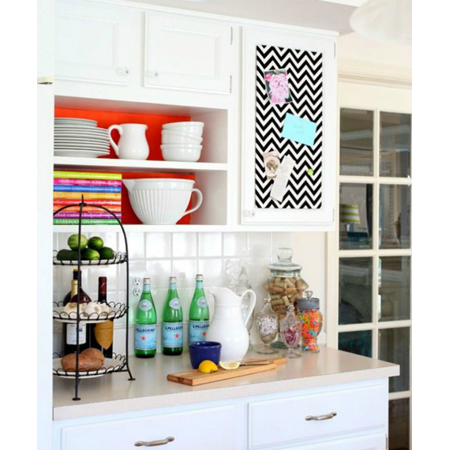 Mini kitchen makeovers the cottage market - Kitchen wow mini makeovers ...
