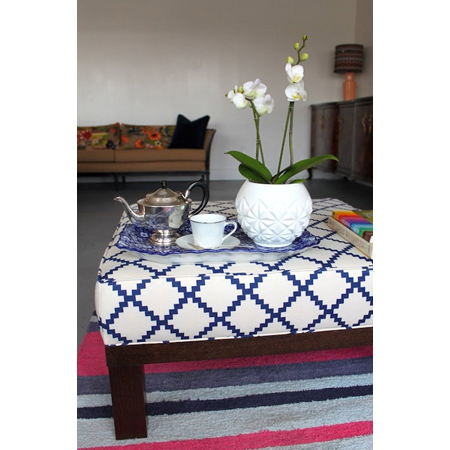 Outstanding Ottoman Diy Projects The Cottage Market