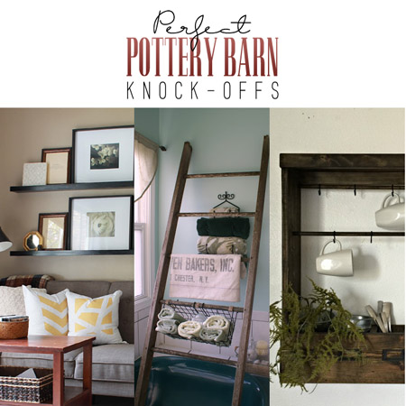 Perfect Pottery Barn Knock-offs