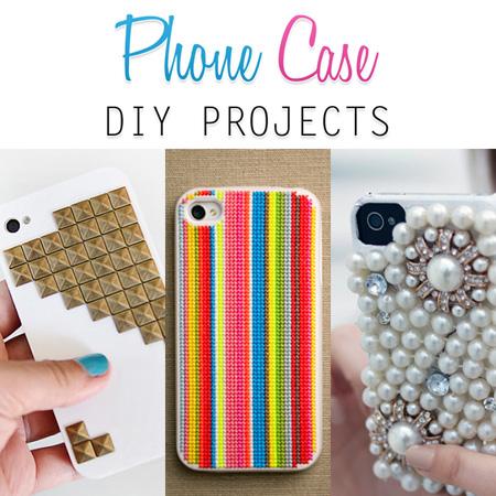 premium selection d1df2 7bec4 Phone Case DIY Projects - The Cottage Market