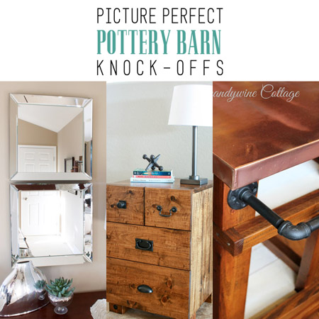 Picture Perfect Pottery Barn Knock-Offs