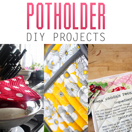 Potholder DIY Projects