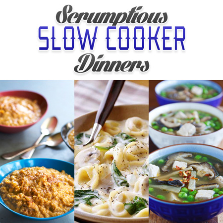 Scrumptious Slow Cooker Dinners