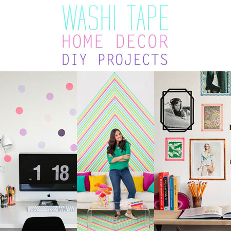 Rental Apartment Washi Tape Decorate Home With Giant Washi Tapes The Best Ways How To Use
