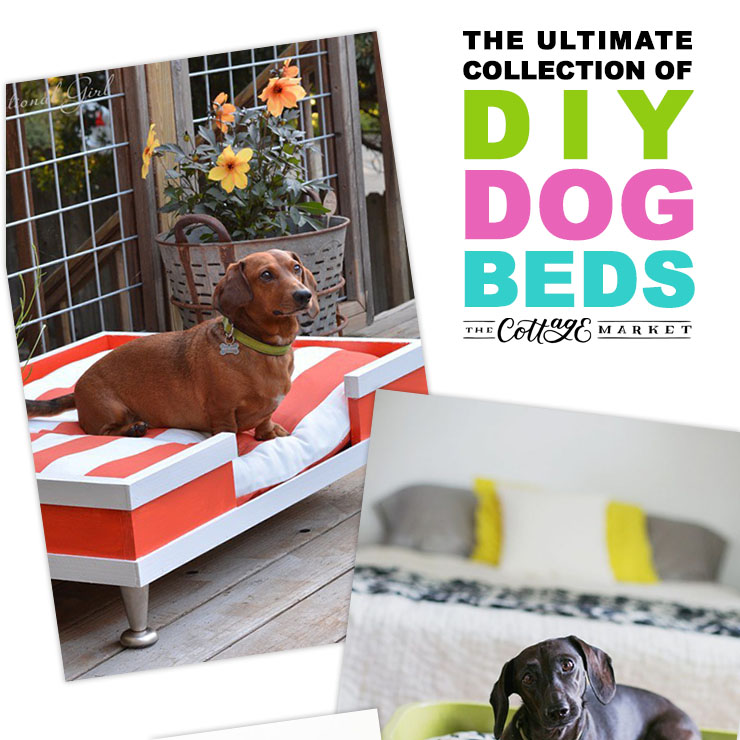 diy dog white image furniture bed projects ana
