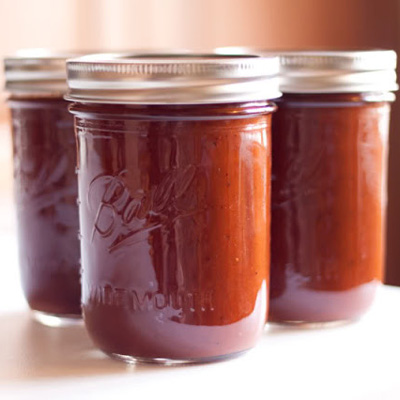 The Domestic Man...Paleo Barbecue Sauce