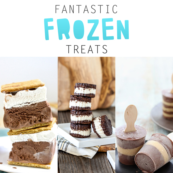 Frozen Desserts Perfect for your Holiday Weekend