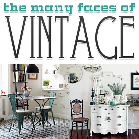 The Many Faces of Vintage