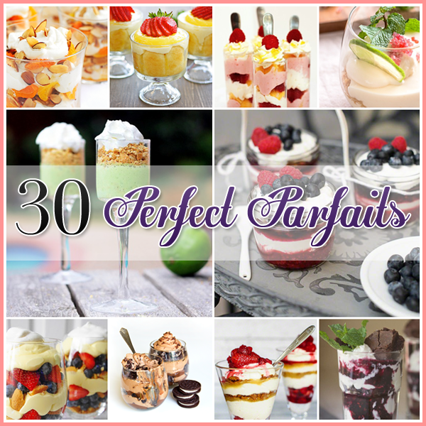 30 Quick and Easy Desserts