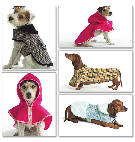 40 DIY Dog Coats Stunning Free Dog Clothes Sewing Patterns Online