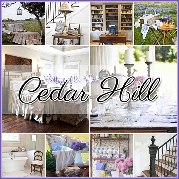 Cottage Home Tour Cedar Hill Ranch