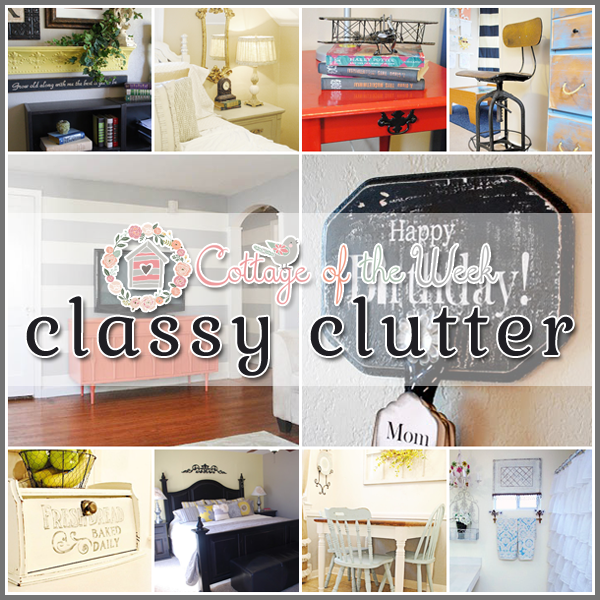 Cottage of the Week: Classy Clutter 2 tours in 1