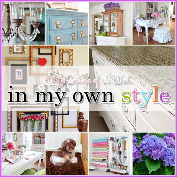The Cottage of the Week: in my own style