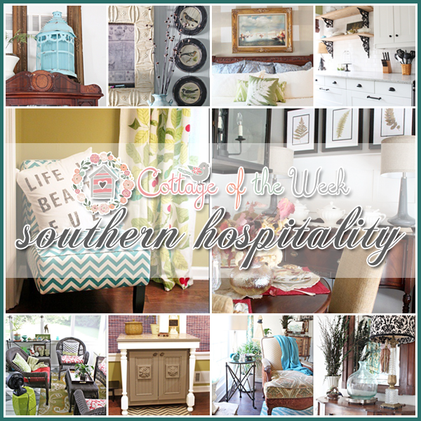 Southern Hospitality: The Cottage Of The Week Southern Hospitality