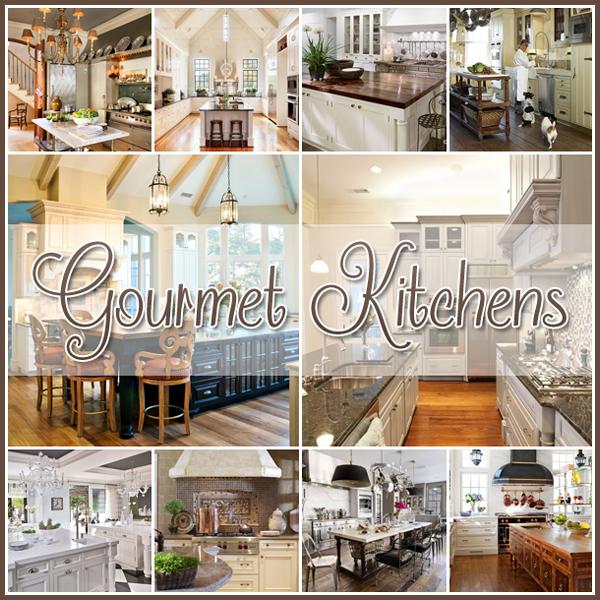 Gourmet Kitchen Ideas