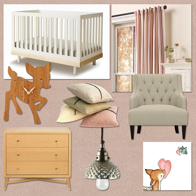 Nursery Inspirations with SoftSpring Carpet from Home Depot and $100 gift card giveaway
