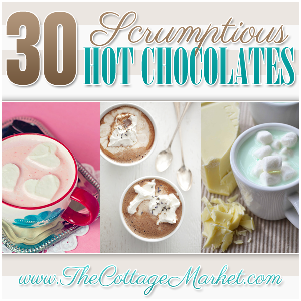 30 Scrumptious Hot Chocolate Recipes