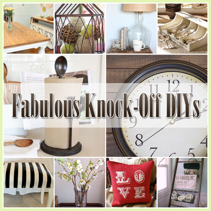 20 Fabulous Pottery Barn Knock Offs That You Are Going To