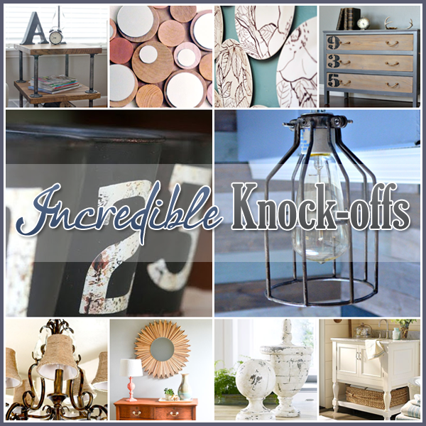 incredible knock offs pottery barn anthropologie and more