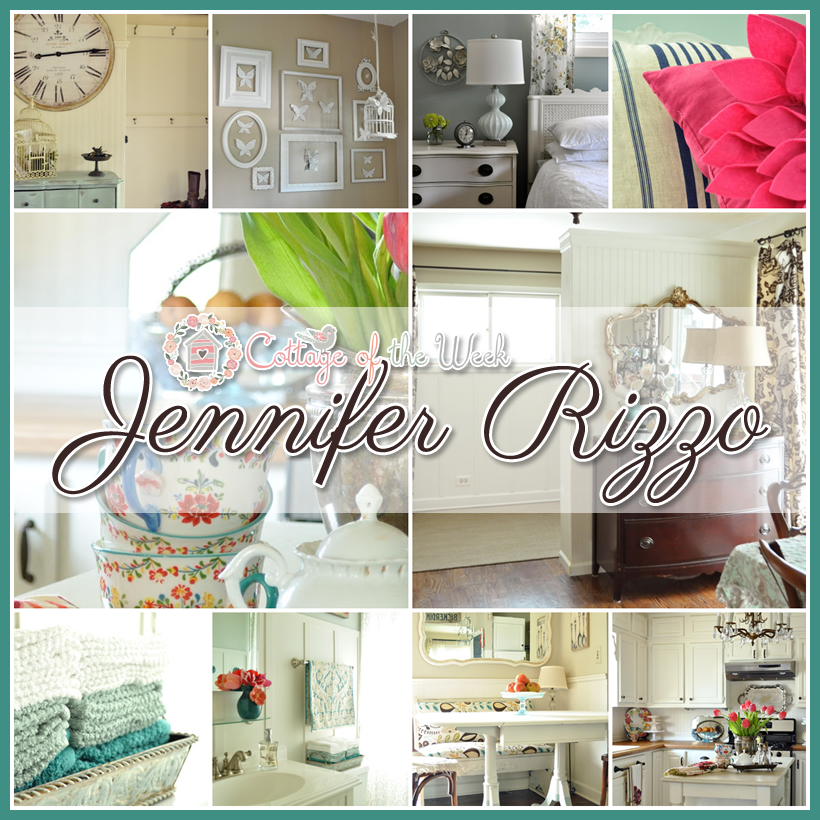 Cottage of the Week starring Jennifer Rizzo