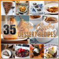 35 Slow Cooker Dessert Recipes Crock Pot Dessert Recipes