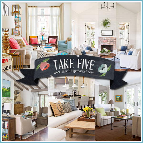Take Five: Ideas for Arranging a Room
