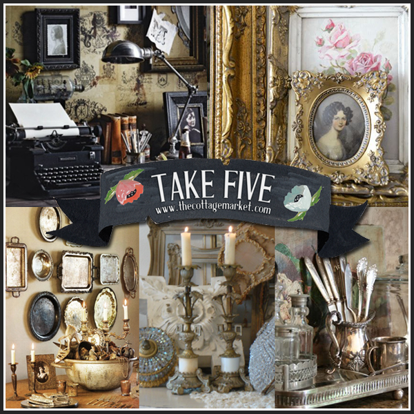 Take Five: Vintage Vignettes