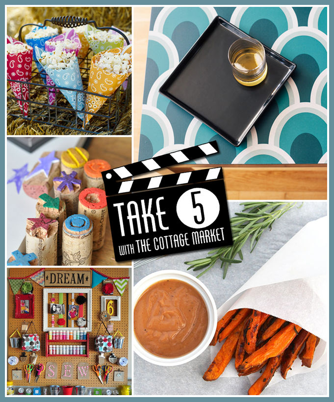 Take 5: 5 reasons to take 5 minutes out of your day and check out 5 cool things!
