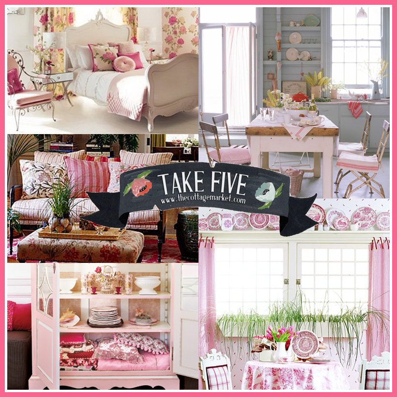 Decorating with Pink Ideas