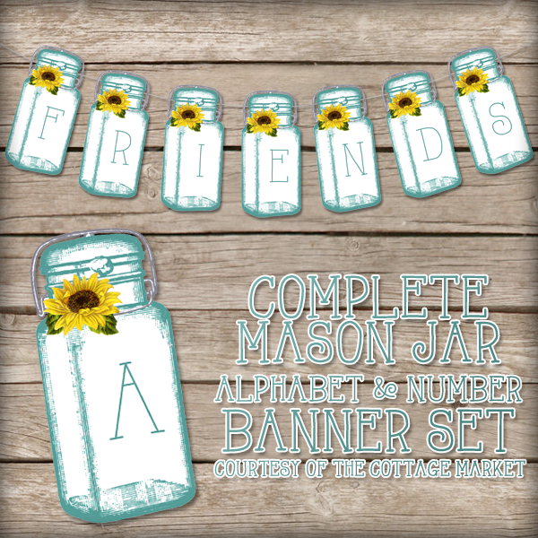 Mason Jar Free Printable Wedding Invitations Templates Free Pictures ...