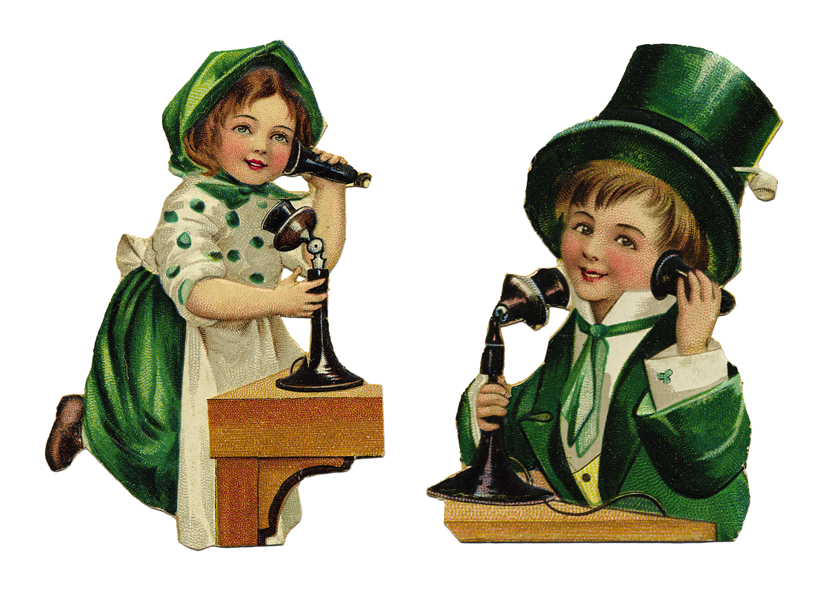 Free Graphic of the Day St. Patrick's Day Clipart - The Cottage Market