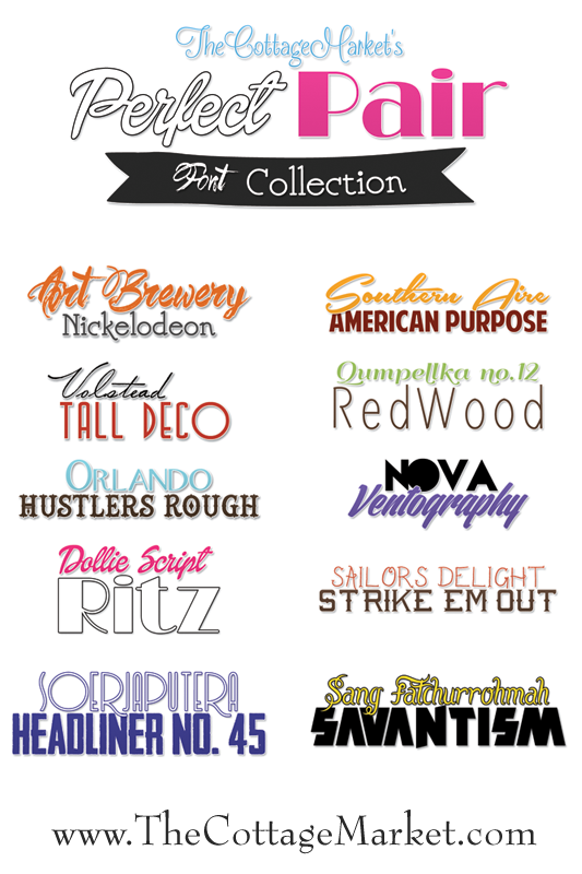 TheCottageMarket-PerfectPairFontCollection-October-tower