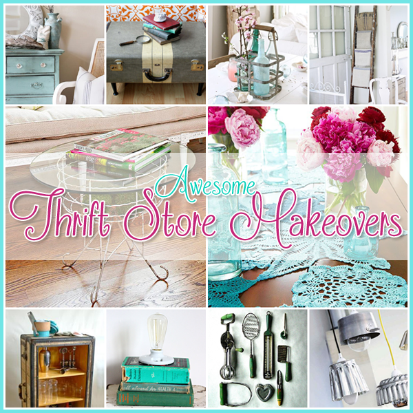 23 Thrift Store Makeovers